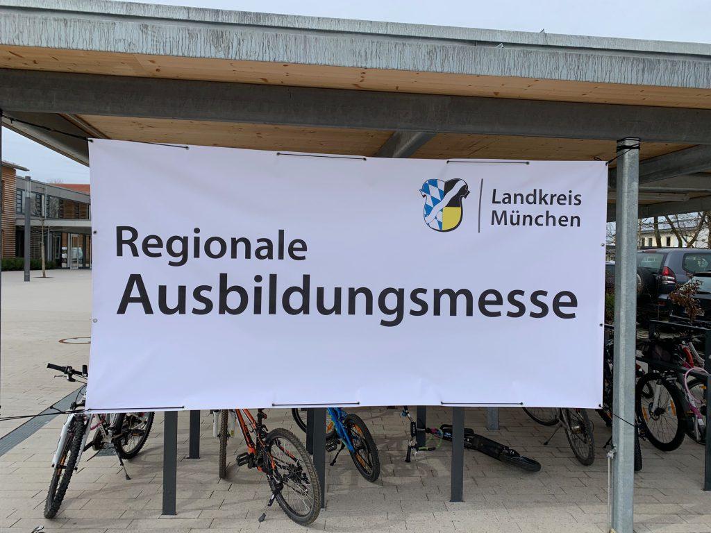 regionale Ausbildungsmesse Plakat