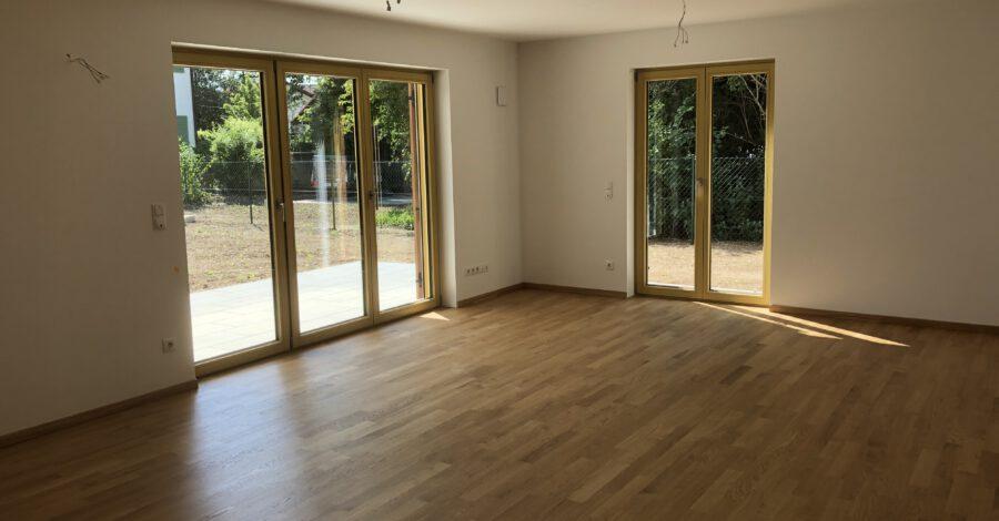 Bauträgerobjekt Wohnbereich Oberhaching